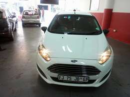 2016 Ford Fiesta 1.4, Color White, Price R139,000.
