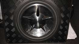 Clarion 15inch Subwoofer