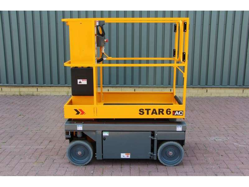 Haulotte STAR 6AC New / Unused, Electric, 5.8 m Working Hei - 2018