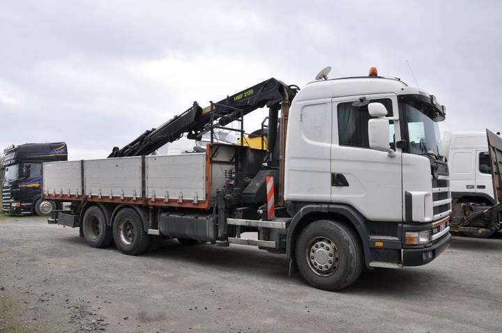 Scania 144 460 6x2 - 1997