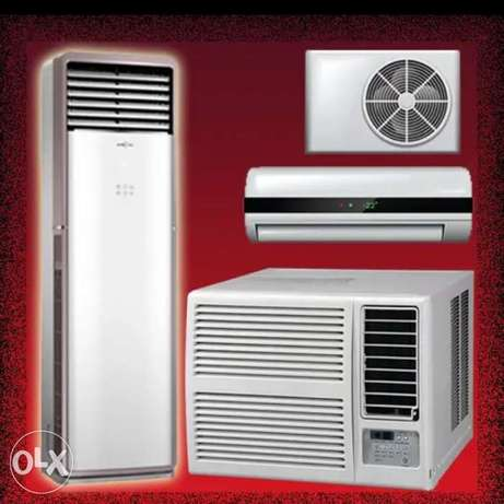 All type ac reper and services