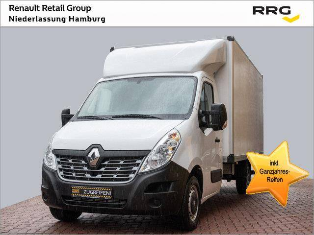 Renault Master L3H1 Kofferaufbau 3,5t Energy dCi 145 E6 - 2019