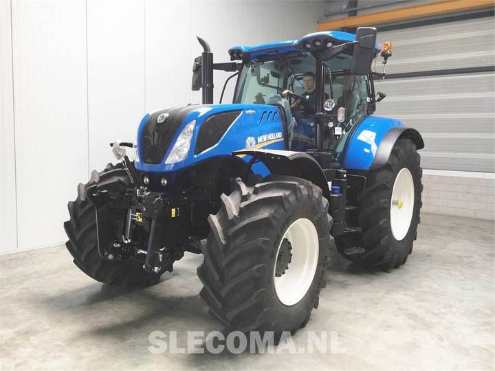 New Holland T7.230 - 2018