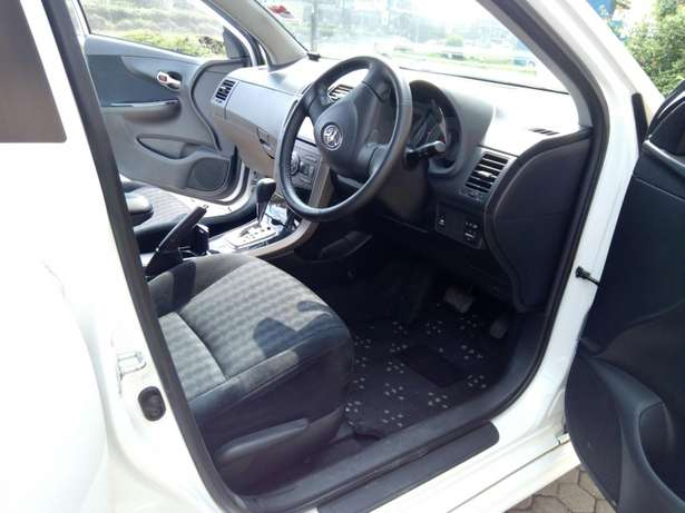 White Toyota fielder, 2009 model,1500cc,cash /bank finance accepted, Makina - image 7