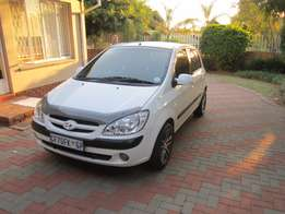 2007 Hyundai Getz 1.4i High Spec
