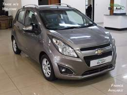2014 Chevrolet Spark 1.2 LS 5DR now available