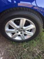 polo 6 rims and tyres