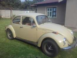 1600 Vw Beetle for sale (1973 model )