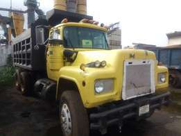 Used Mack tipper for sale