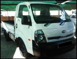 2013 Kia K2700. Low Km very good condition