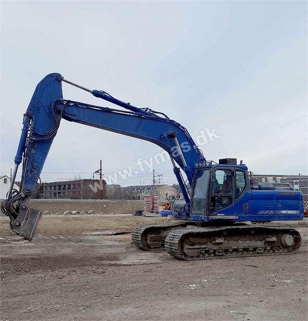 Doosan Dx300 Lc - 2011
