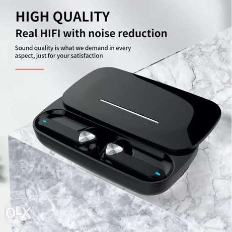 BE36 Stereo Channel Noise Cancelling Mini Ergonomic In Ear With Chargi الرياض -  4
