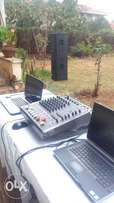 PA Sound system for hire