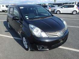 Nissan Note Black Just Arrived