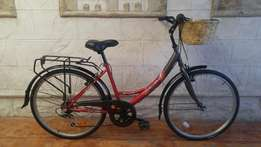 Perfect for Afrikaburn... Imported Blizzard Challenge 5speed R1750