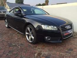 2009 audi a5 coupe 2.0t with only 128000 kms