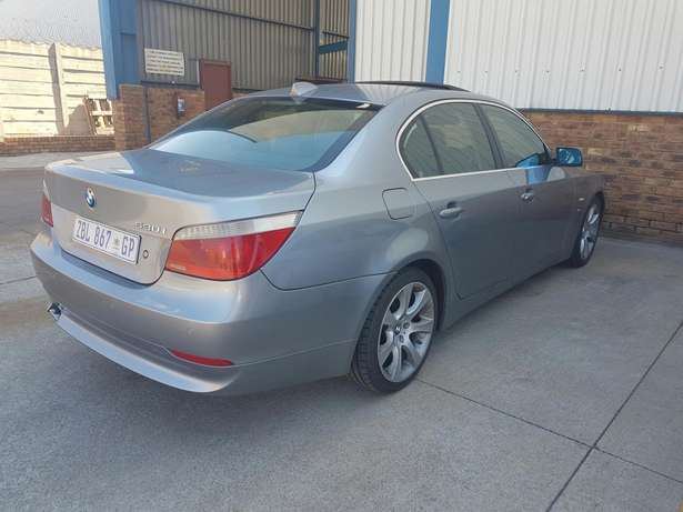 Bmw 530i 2004 for sale or to swop Ferryvale - image 1