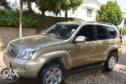 Priced to Go 2004 Toyota Prado 3.0turbo diesel sunroof, 7seats,leather