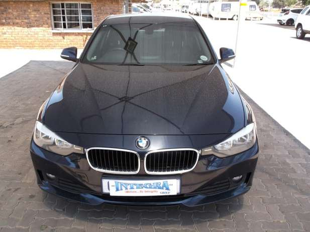 2013 BMW 320D A/T (F30) Roodepoort - image 4