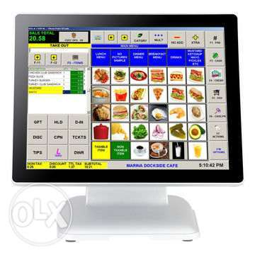 POS systems Services and software for supermarkets, Restaurants and
