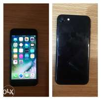 uk used Iphone7 jet black (256gb)