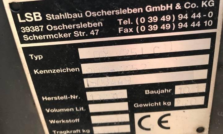 LS Mtron B Kabinenschutz-Gitter 2013