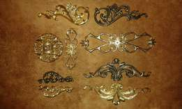 Deco metal paterns for sale