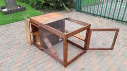 rabbit cage with removable side for only r 850