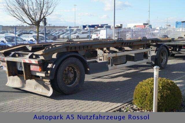 Hüffermann Hka 18.70 Abrollanhänger - 2005 - image 3