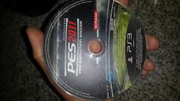 Ps3 game pes11