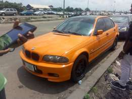 Clean Nigerian used 2000 BMW 5 series negotiable