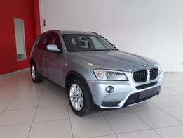 2012 BMW X3 xDrive20d Steptronic