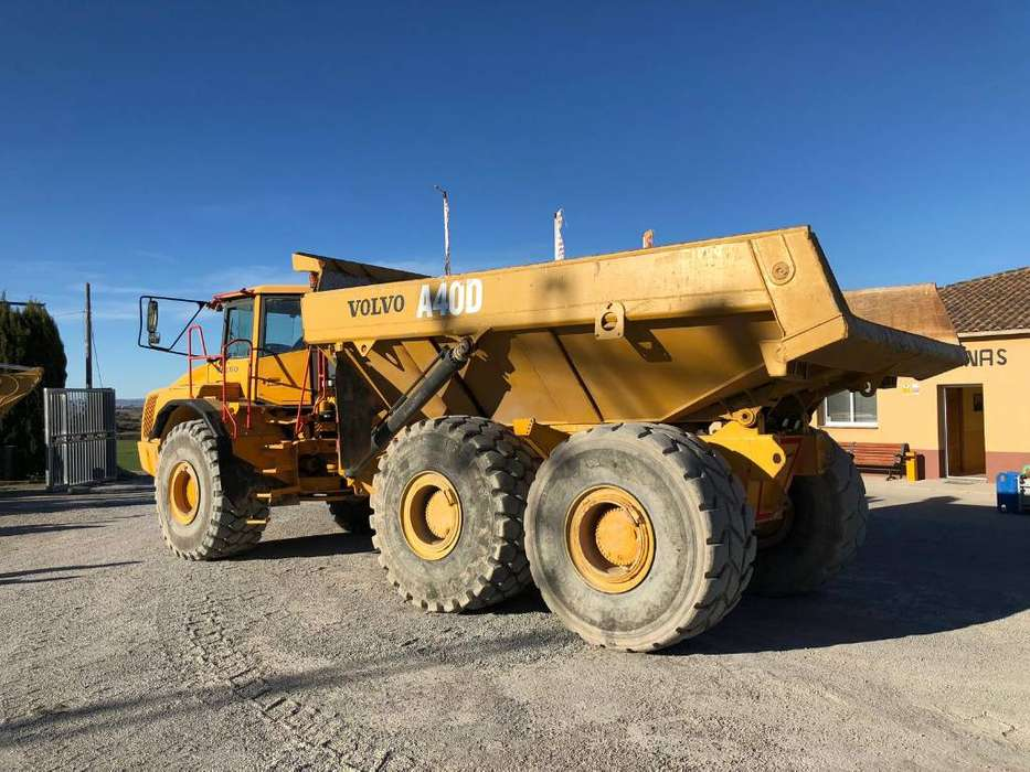 Volvo A 40 D - 2002