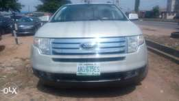 Ford Edge 2007 full