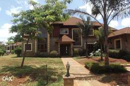 4 bedroom townhouse for sale in a development in Kitisuru