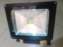 Offer! Led Rechargeable Floodlight. 30 Watts. Ksh 8500. Free Delivery.