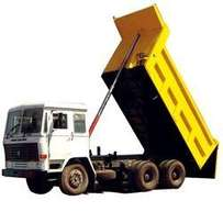 I hire/lease tippers from 17 tonnes for long term and short term contr