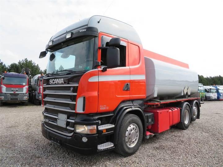 Scania R480 6x2*4 Bilcon 17000 L - 2009