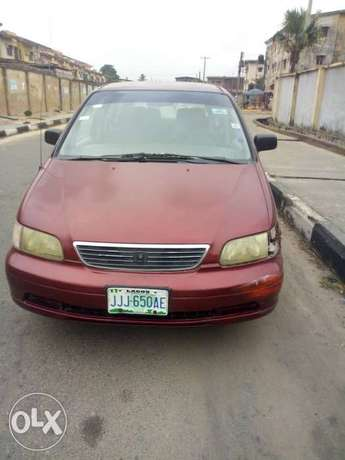 Cleanly used Honda Odyssey for sale Alimosho - image 3
