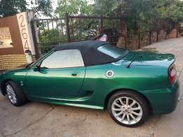 MG TF160 Convertible for sale