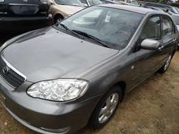 Direct Belgium Toyota Corolla 2006 with complete Custom duty paid