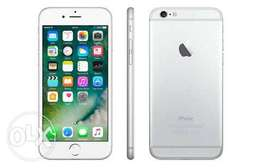 Silver iphone 6 16g