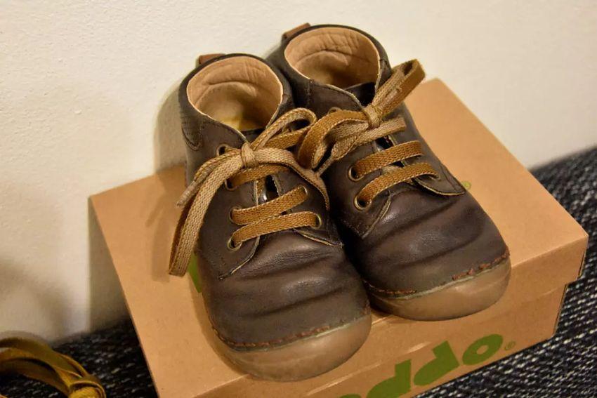 Dětská obuv Froddo vel. 27 - Dětské oblečení - 11695401  fc0a424867