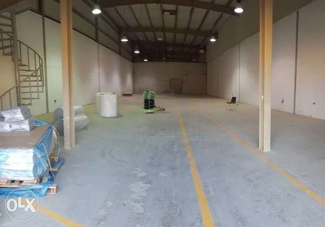 Warehouse Storage For Rent in Russayl