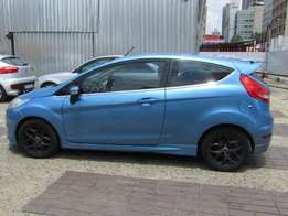 2012 Ford Fiesta 1.6i Titanium 3dr for sale in Gauteng