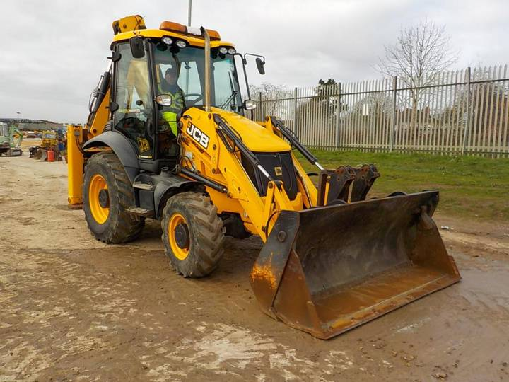 JCB 3CX P21 ECO - 2013