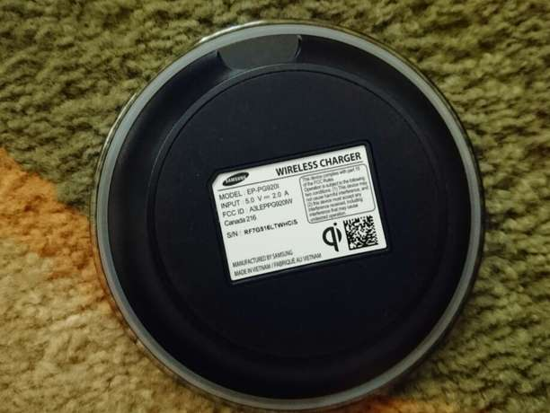 Brand new Samsung wireless charger, never used Lavington - image 3