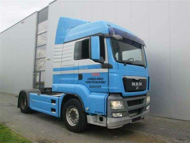 MAN TGS18.360 4X2 EURO 4 - 2008 - image 8