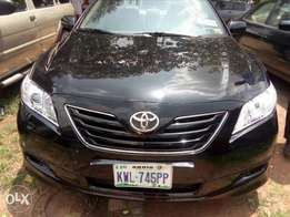 Extremely clean Nigerian used 2008 Toyota Camry sport