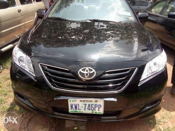 Extremely clean Nigerian used 2008 Toyota Camry sport Garki I - image 1